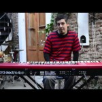 SEBASTIÁN LARROSA cuarteto – EPK DORMIDOS