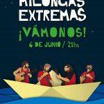 "MILONGAS EXTREMAS SE VA A ESPAÑA Y PRESENTA ""VAMONOS"""
