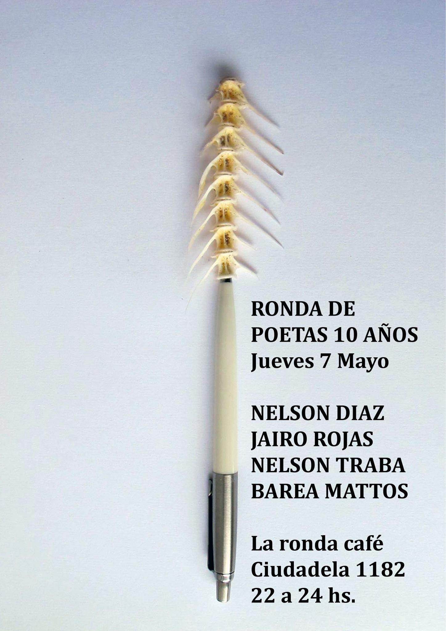 imagen - RONDA DE POETAS