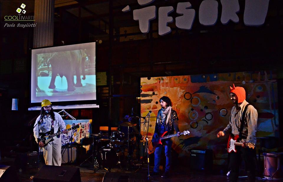 imagen - Estampita Records en INJU - Junio 2015 Foto: Paola Scagliotti