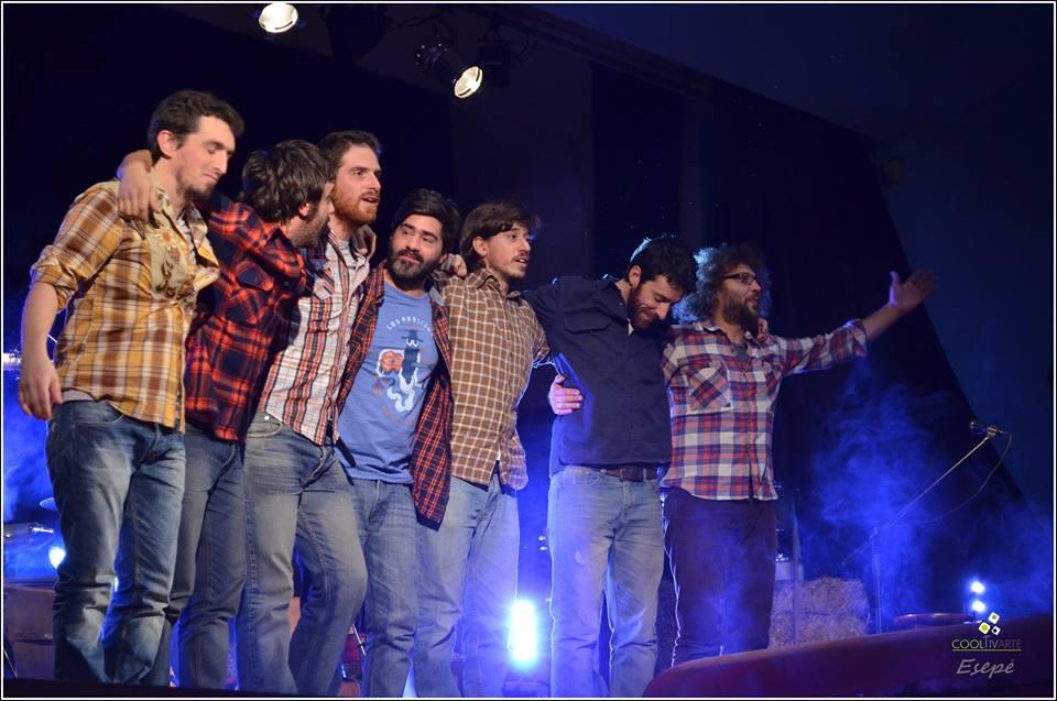 """imagen - LOS PROLIJOS presentan """"Pasto Azul"""" 18 de junio - Auditorio Vaz Ferreira Foto © Silvia Pedroso"""