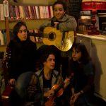 Ruben Rad banda, invitado Seba Ibarra