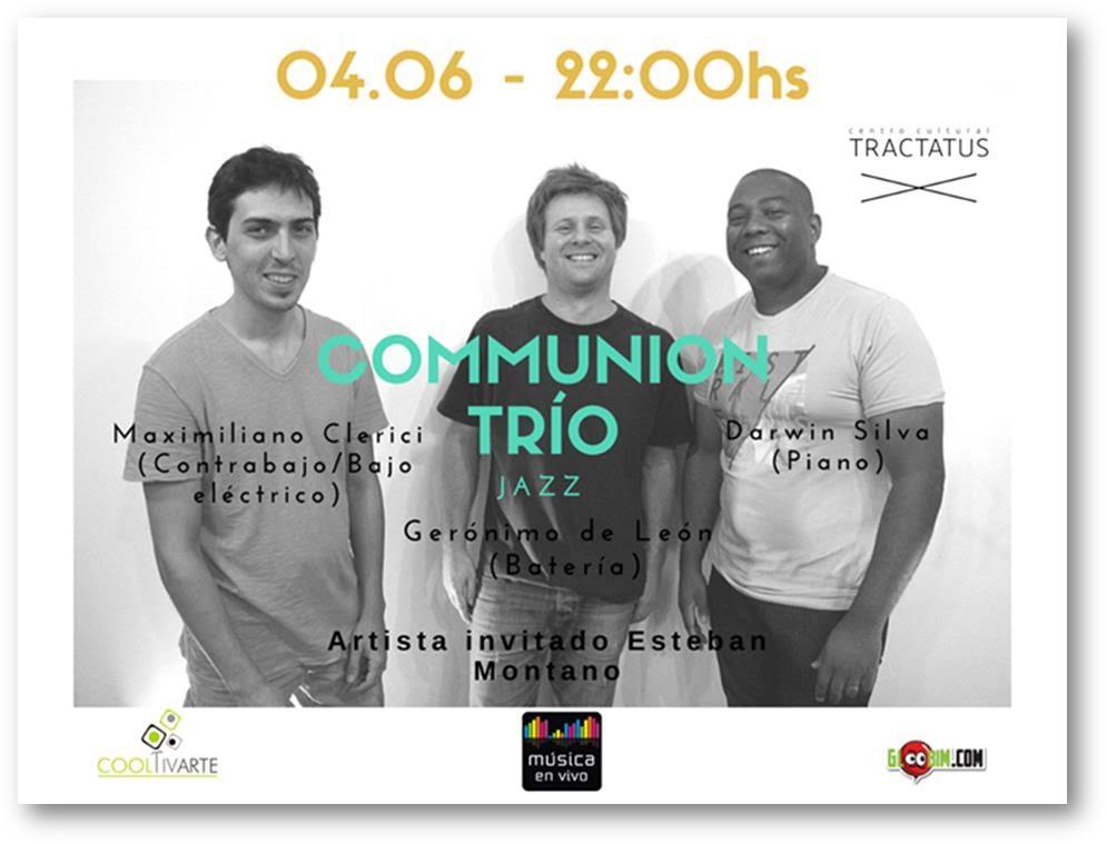 imagen - communion trio
