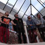 Dormidos, entrevista a Sebastián Larrosa