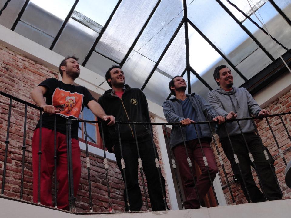imagen - Sebastián Larrosa Cuarteto - Foto Difusión - gentileza de Gabriela Judeikin