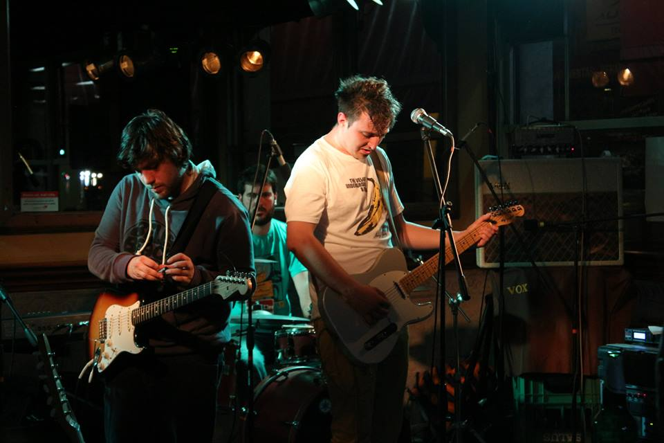 Foto gentileza de la banda