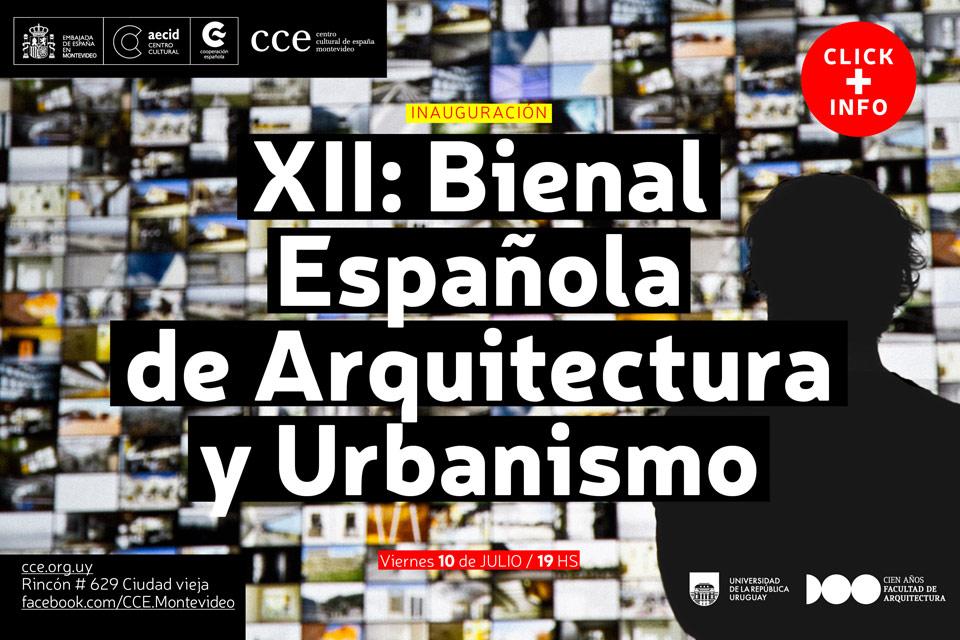 imagen - BIENAL ESPAÑOLA DE ARQUITECTURA Y URBANISMO