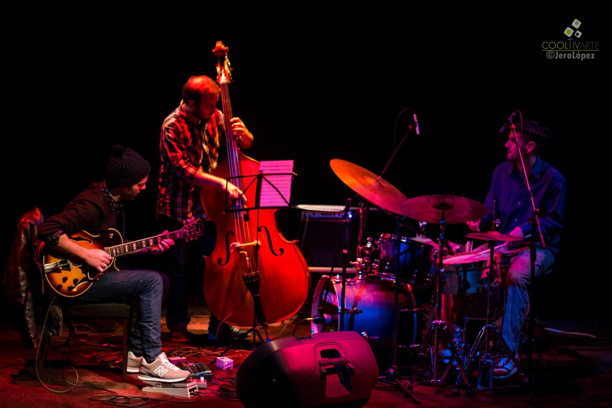 imagen - Feria Jazz en Tractatus 16 de julio 2015 Foto © Jerónimo López