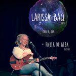 Larissa Baq en Contraluz Art Hostel
