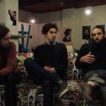 Juvenilia, entrevista con Christian Kis,  Fabricio Ceppi e Ignacio Veliovich