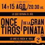 ONCE TIROS / DE LA GRAN PIÑATA