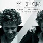 10 de julio: Pipe Bellora en Tractatus