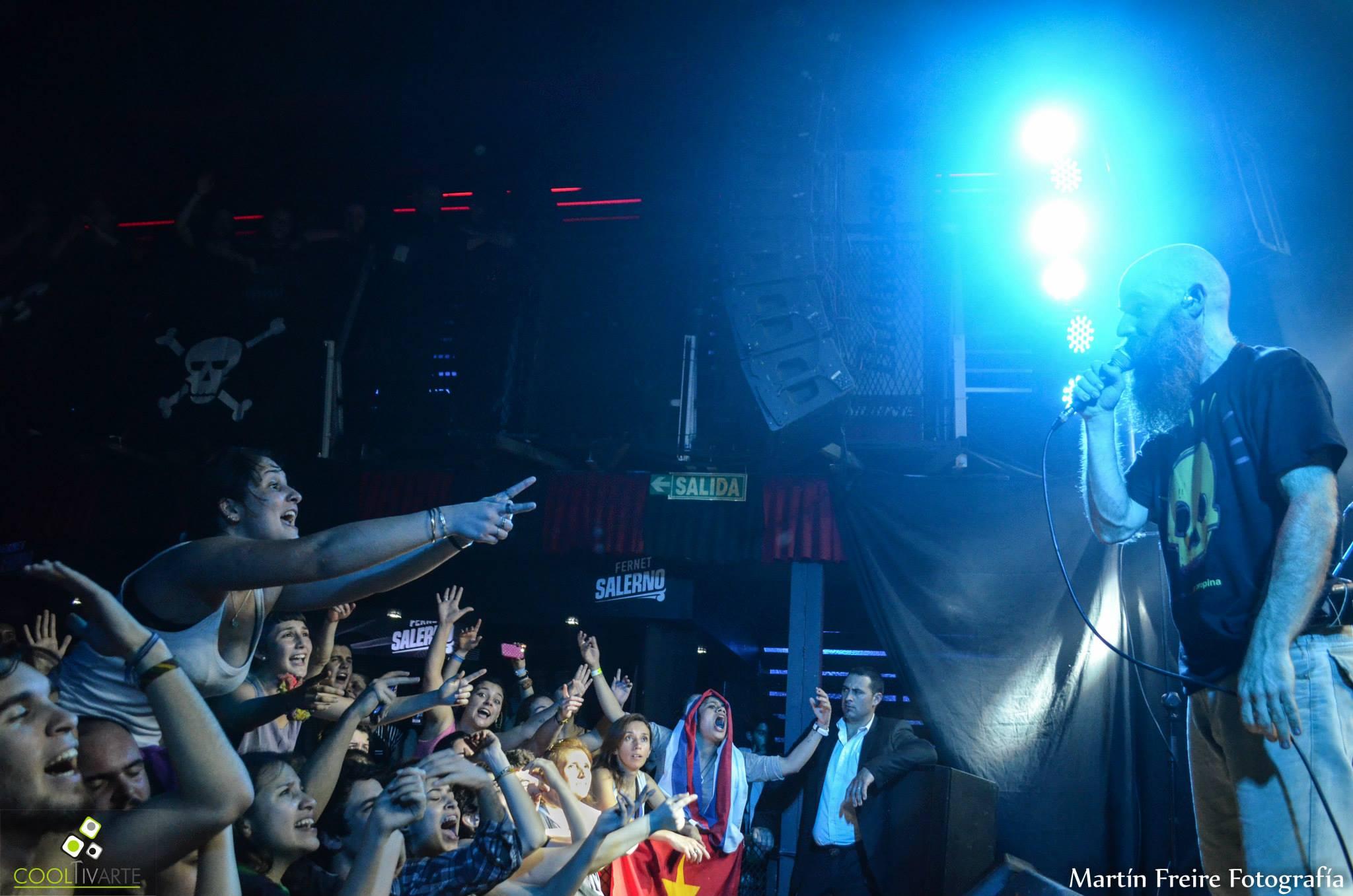 cooltivarte - Cuatro Pesos de Propina - 8 de agosto 2015 - Montevideo Music Box - Foto ©Martín Freire