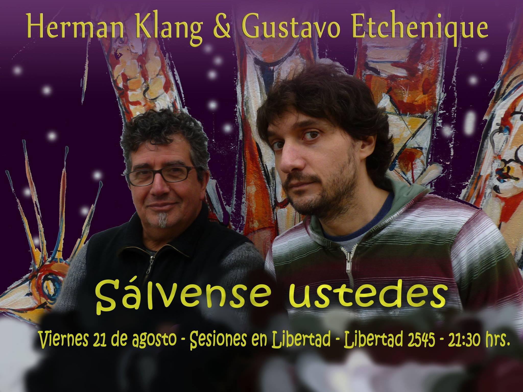 cooltivarte - Herman Klang y Gustavo Etchenique