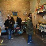 MVD en Bici, un proyecto de Enanas de Jardín
