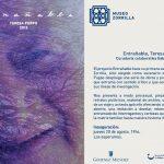 """""""Entrañable"""" de Teresa Puppo en el Museo Zorrilla"""