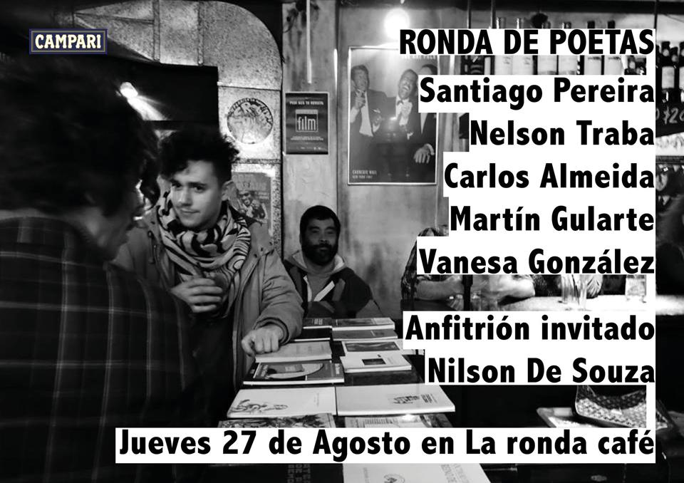 cooltivarte - RONDA DE POETAS