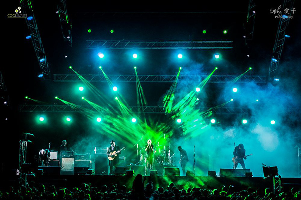 Buitres Canciones de una Noche de Verano 2015 Velódromo de Montevideo - Foto © Aiko 愛子 Photography