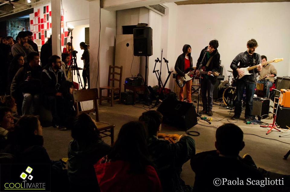FESTÍN MUTANTE en Montevideo! - Setiembre 2015 - Pera de Goma - Foto © Paola Scagliotti