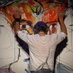 """""""Presencias"""" – Exposición de arte """"PaintMusicLive"""""""