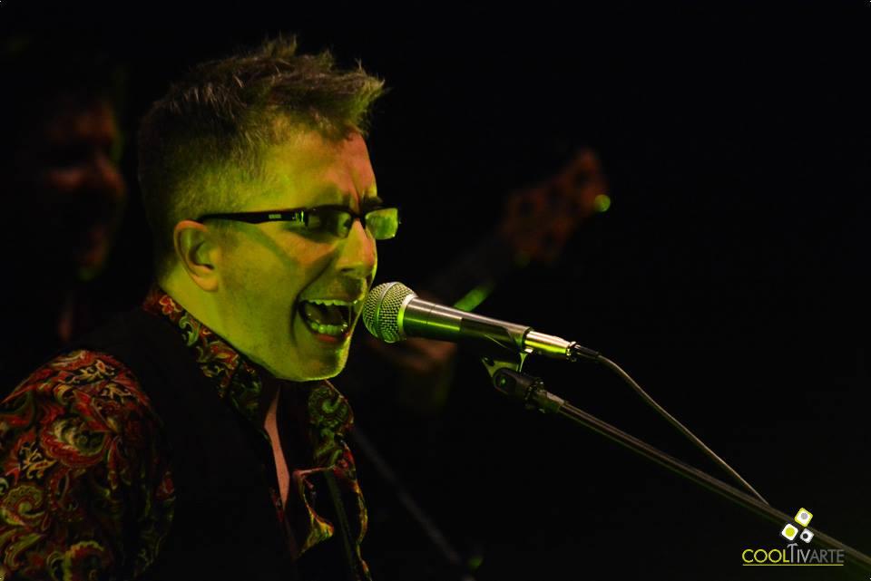 Dany López presenta POLK - 30 de setiembre 2015 - Auditorio Nacional Adela Reta - Foto © Federico Meneses