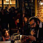 """Presentación """"Poemas de la Pija"""" de Martín Uruguay Martínez"""