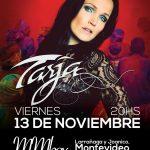 Entrevista a Tarja Turunen (ex-vocalista de Nightwish)