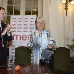 El MEC entregó a Circe Maia el Gran Premio Nacional a la Labor Intelectual