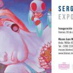 Sergio Porro en Museo Blanes