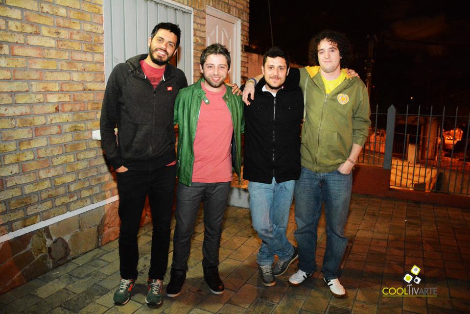 Crysler banda - noviembre 2015 foto federico meneses