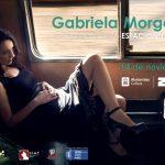 GABRIELA MORGARE presenta 'Estación tango' / Sábado 14 de Nov., 21hrs., Sala Zitarrosa