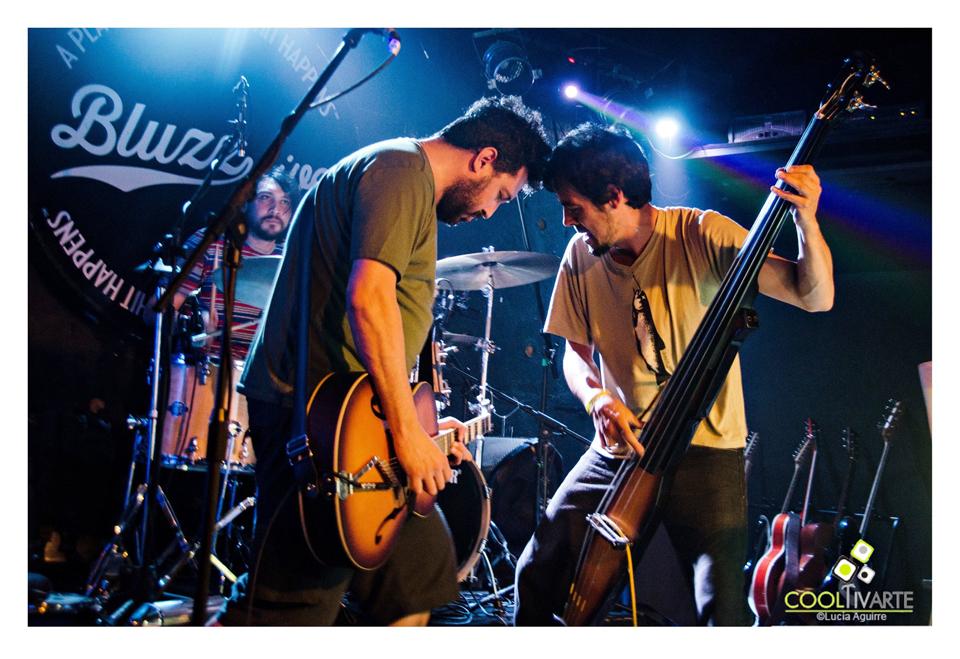 Los Prolijos + Vúmetro 13.Nov.15 | Bluzz Live Fotografía: Lucía Aguirre