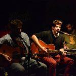 Pedro Restuccia + Ariel Cancio en vivo