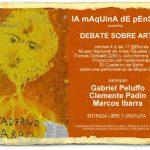 Debate sobre arte en el MNAV