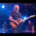 "David Gilmour – ""Im with the Banned"" 2015"