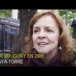 VISITA URUGUAY EN 2016 POR SORAYA