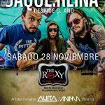 Entrevista a la banda argentina Jaque Reina
