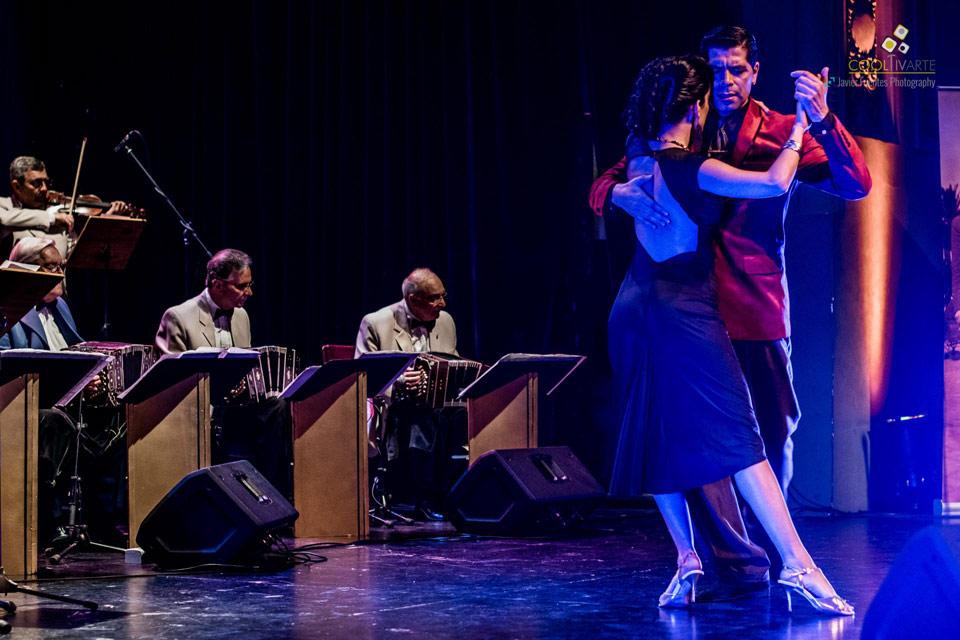 Espectáculo de música y danza con motivo del 115 aniversario del nacimiento del Maestro Juan D´Arienzo. 10 de Diciembre de 2015. Foto © Javier Fuentes Photography