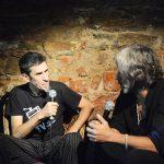 Luis Bravo y Claudio Taddei en La Cueva del Perro