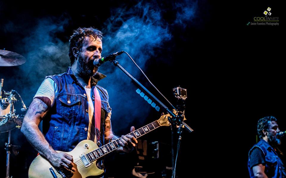 Molotov en su Tour Agua Remaldita en La Trastienda Club Montevideo. 09 de Diciembre de 2015. Foto © Javier Fuentes Photography