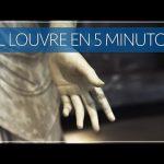 El Louvre en 5 minutos! Lupe Jelena