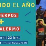 Los Cuerpos + Radio Palermo en La Conjura Bar