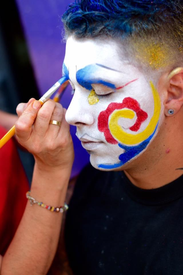 Desfile de Carnaval 2016 - Foto: Sergio Javier Bravo