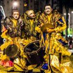 Murga Garufa en Carnaval 2016