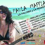 PAULA MAFFÍA de Argentina se presenta en LA PALOMA y LA PEDRERA :: TOUR enero 2016