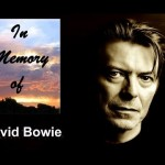 David Bowie In Memory of 1947 – 2016