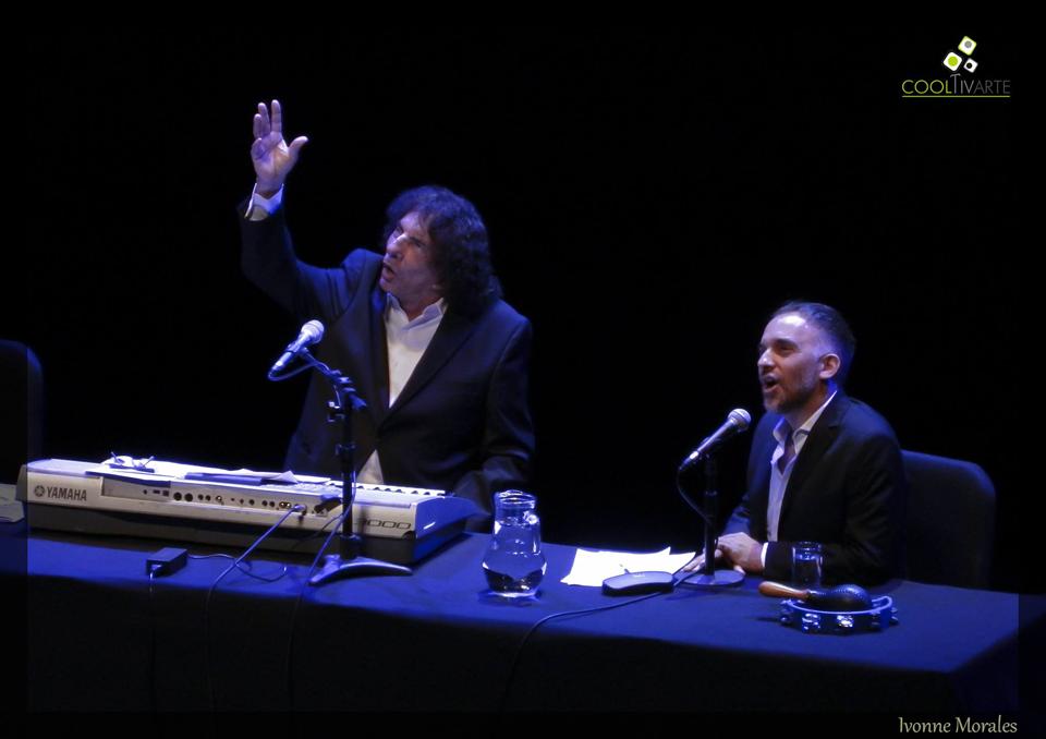 Alejandro Dolina en Montevideo. 22 de Febrero 2016. Auditorio Nacional del Sodre Foto © Ivonne Morales