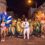 Desfile de Llamadas 2016 – Barrio Sur y Palermo