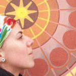 Olga Leiva en Ronda de poetas 10 años en el Cabo Polonio!