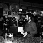 Fernando Foglino en Ronda de poetas 10 años en el Cabo Polonio!